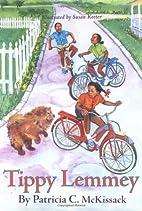 Tippy Lemmey by Patricia C. McKissack