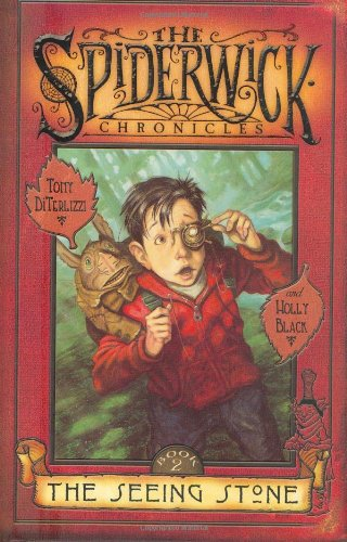 The Seeing Stone written by Holly Black and Tony DiTerlizzi