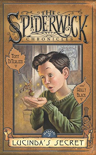 Lucinda's Secret written by Holly Black and Tony DiTerlizzi