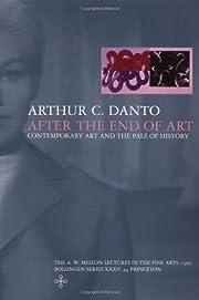After the End of Art de Arthur C. Danto