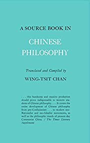 A Source Book in Chinese Philosophy av…