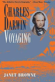 Charles Darwin: Voyaging – tekijä: Janet…