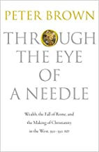 Through the Eye of a Needle: Wealth, the…