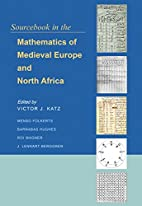 Sourcebook in the Mathematics of Medieval…