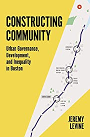 Constructing Community: Urban Governance,…