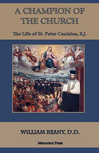 a biography of st peter canisius Saint peter [1] canisius (kənĭsh´ēəs), 1521–97, dutch jesuit, doctor of the church, b nijmegen he spent his life traveling widely strengthening wavering roman catholics, preaching, and instructing.