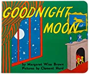 Goodnight Moon Board Book por Margaret Wise…