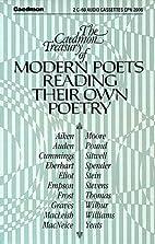 The Caedmon Treasury of Modern Poets Reading…