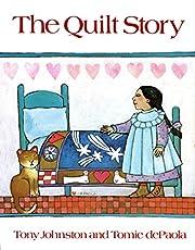 The Quilt Story af Tony Johnston