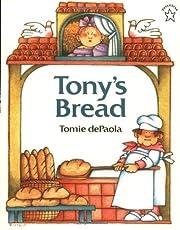Tony's Bread (Paperstar Book) af Tomie…