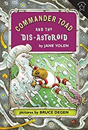 Commander Toad and the Dis-asteroid av Jane…
