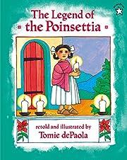 The Legend of the Poinsettia por Tomie…