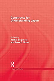 Constructs for understanding Japan by Yoshio…