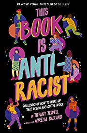 This book is anti-racist af Tiffany Jewell