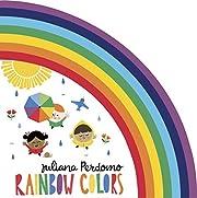 Rainbow Colors de words&pictures