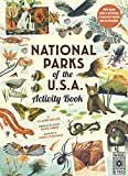National Parks of the U.S.A. Activity Book