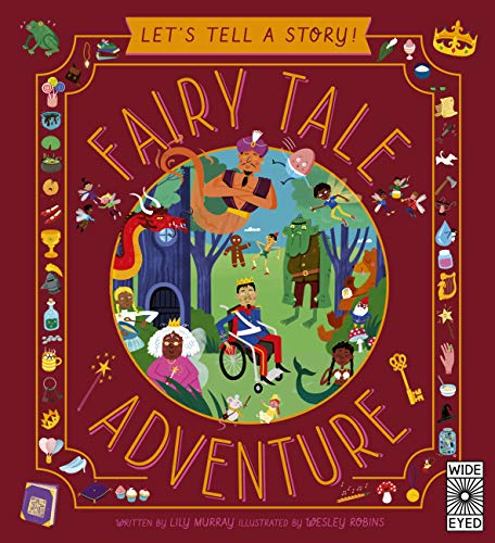Fairy Tale Adventure by Lily Murray