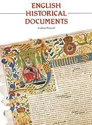 English Historical Documents por Andrew…