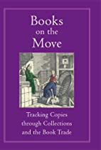 Books on the Move: Tracking Copies Through…