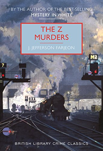 The Z Murders - J. Jefferson Farjeon