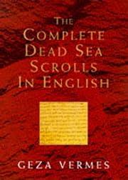 The Complete Dead Sea Scrolls in English de…