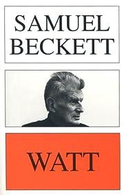 Watt af Samuel Beckett