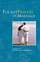 Pocket Prayers for Marriage (Pocket Prayers…