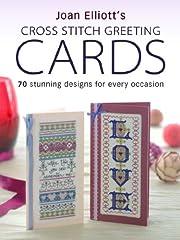 Joan Elliotts Cross Stitch Greeting Cards…