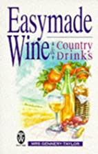 Easymade Wine and Country Drinks…