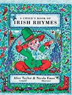 The Child's Book of Irish Rhymes by Alice…