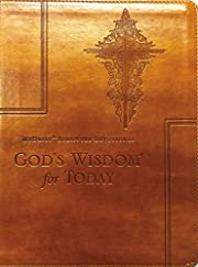 God's Wisdom for Today (MyDaily) de Johnny…