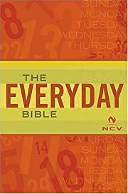 NCV The Everyday Bible (Everday Bible) by…
