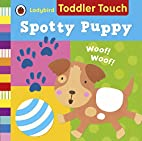 Toddler Touch Spotty Puppy by Ladybird