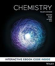 Chemistry – tekijä: Allan Blackman
