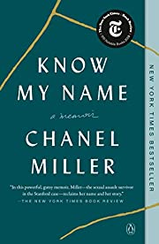 Know My Name de Chanel Miller
