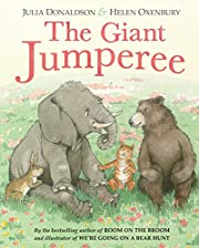 The Giant Jumperee af Julia Donaldson