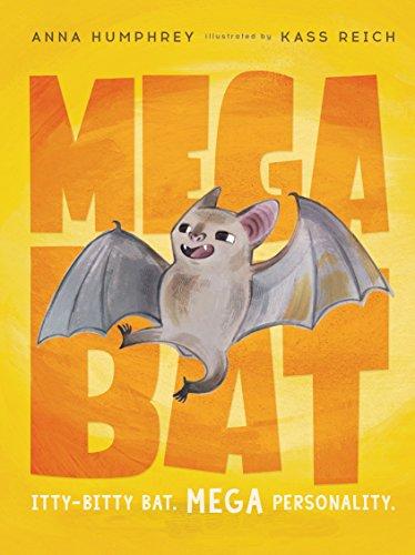 Megabat by Anna Humphrey