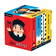 Little Artist Board Book Set av Mudpuppy