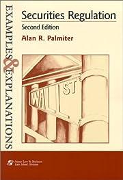 Securities Regulation (Examples &…