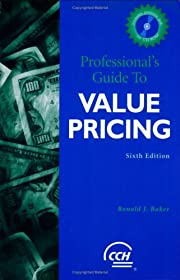 Professional's Guide to Value Pricing…