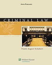 Criminal Law: The Basics, Second Edition de…