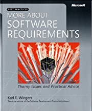 More about software requirements : thorny…