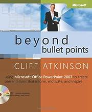 Beyond Bullet Points: Using Microsoft®…
