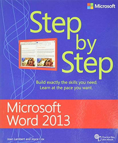 PDF] Microsoft Word 2013 Step by Step | Free eBooks Download