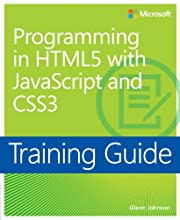 Training Guide Programming in HTML5 with…