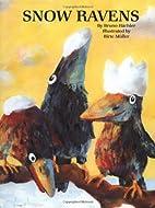 Snow Ravens by Bruno Hächler