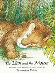 The Lion and the Mouse av Aesop