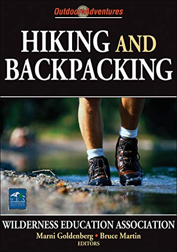 Hiking and Backpacking (Outdoor Adventures Series), Wilderness Education Association
