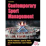 Contemporary Sport Management 4th Edition w/Web Study Guide