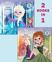 Disney: Two Books in One - Frozen: Elsa's…